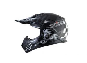 Hit Pistons MX Helmet