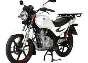 SYM XS125-K Delivery