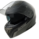 STR-flip-up-black-helmet-front-view