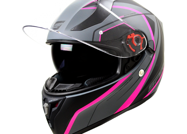 seca-pink-front-view